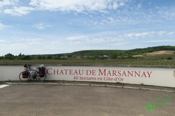 Vignoble de Marsannay