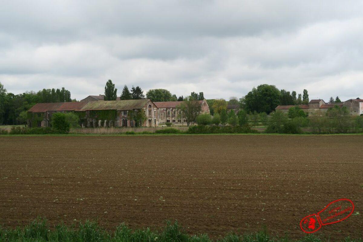 Jour 4 – Dormir à l'abbaye de Citeaux
