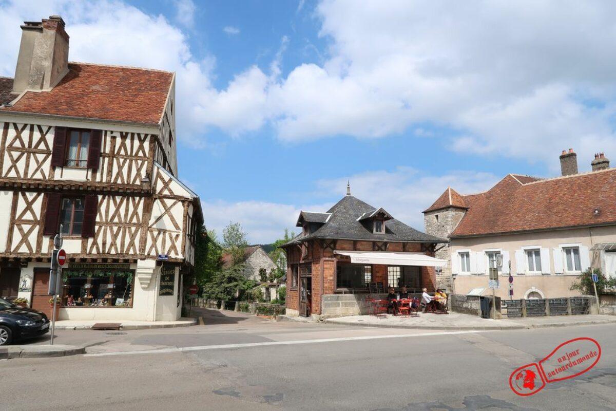 Escapade à Auxerre et Chablis