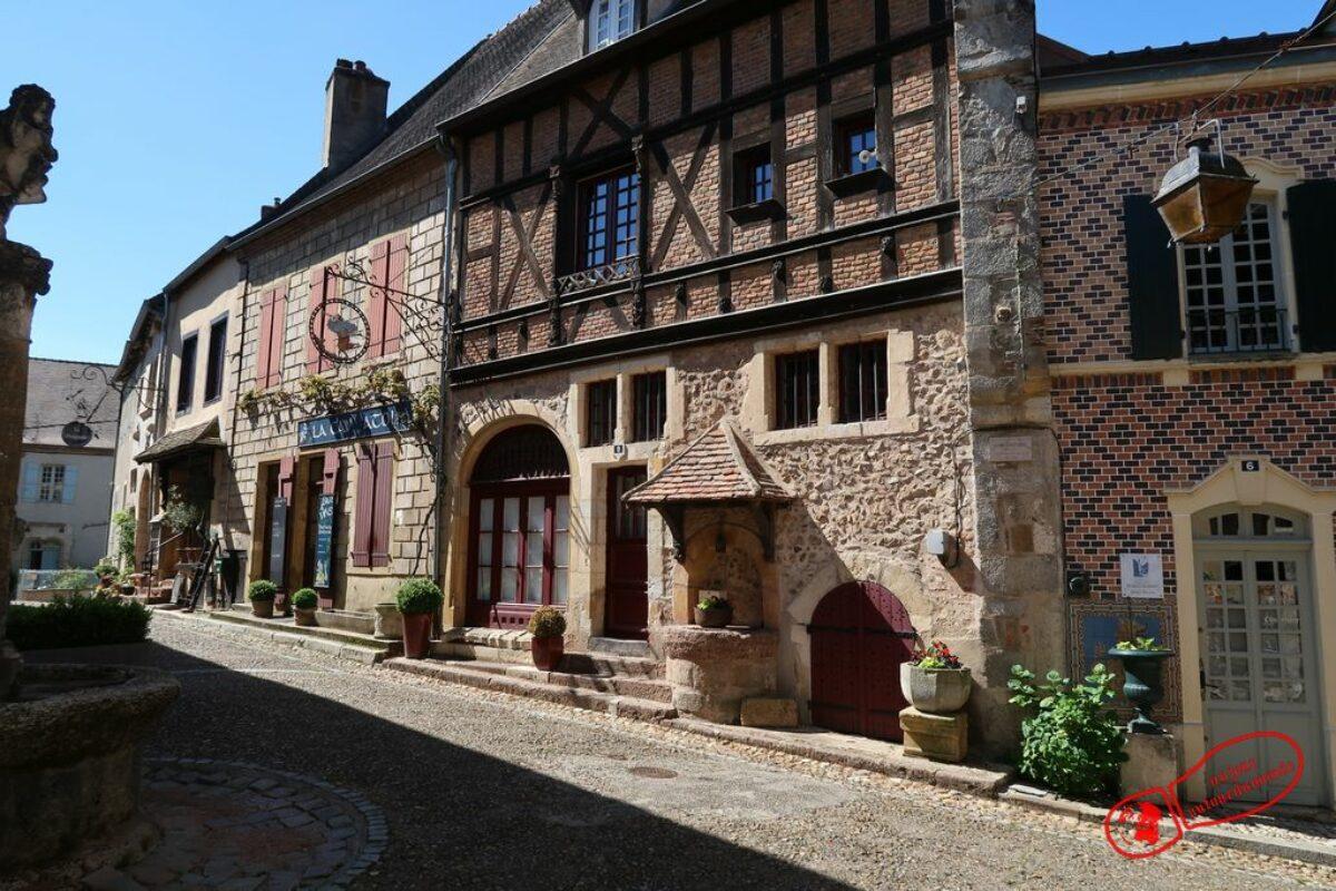 Jour 10 – Diou – Cercy-la-Tour