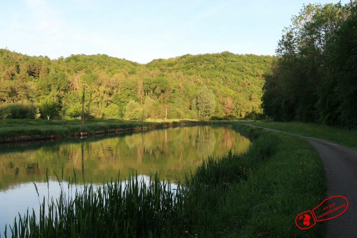 Jour 17 – Brienon-sur-Armençon – Nuit-sous-Ravières