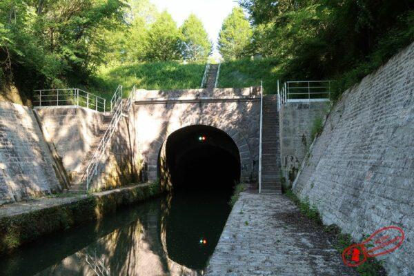 Tunnel canal de Pouilly-en-Auxois