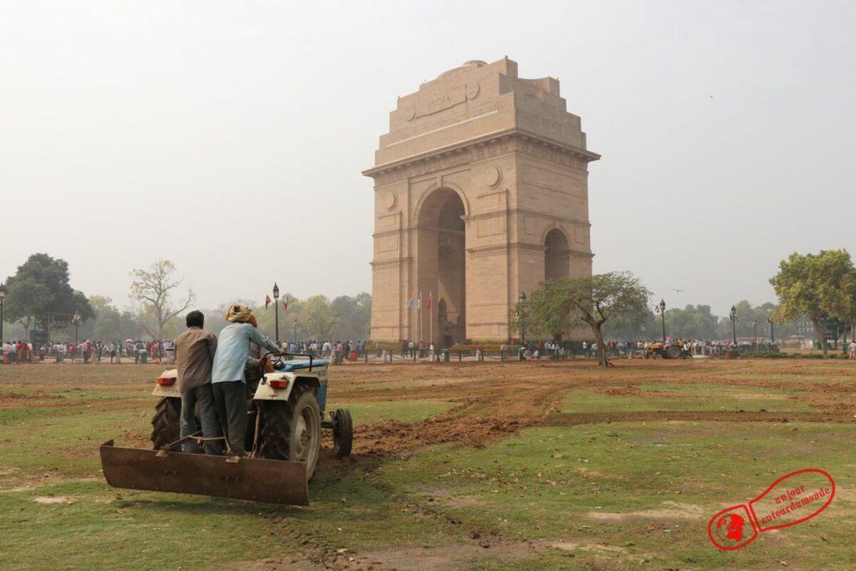 Jour 1 – Delhi