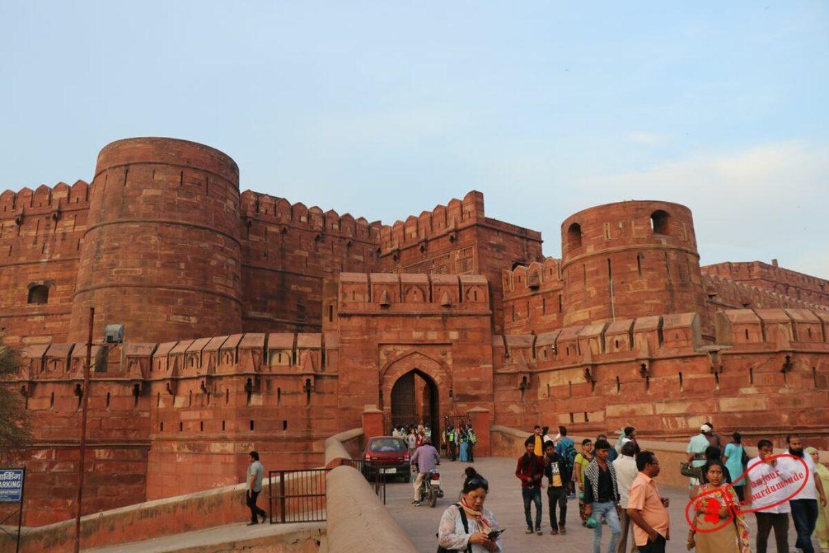 Jour 2 – Delhi – Agra