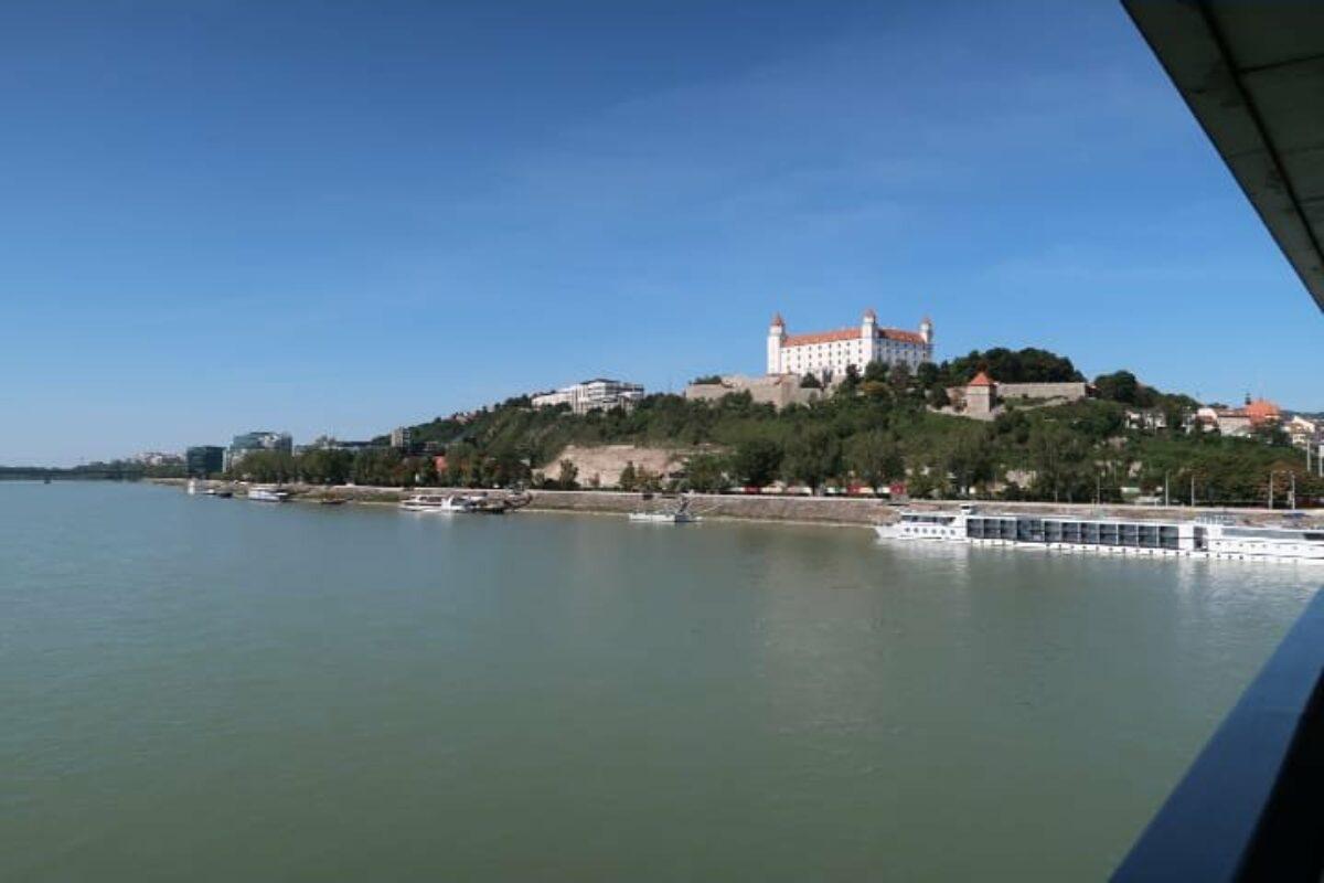 Samedi 14 – dimanche 15 septembre – De Vienne à Bratislava