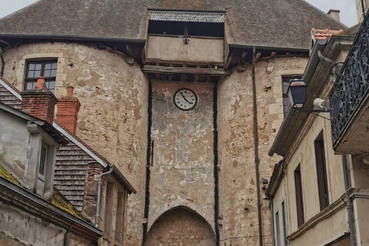 Jour de pèlerinage 12 – Ainay-le-Château