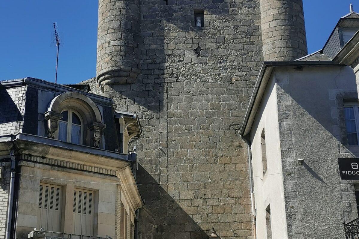 Jour de pèlerinage 23 – St-Priest-la-Feuille