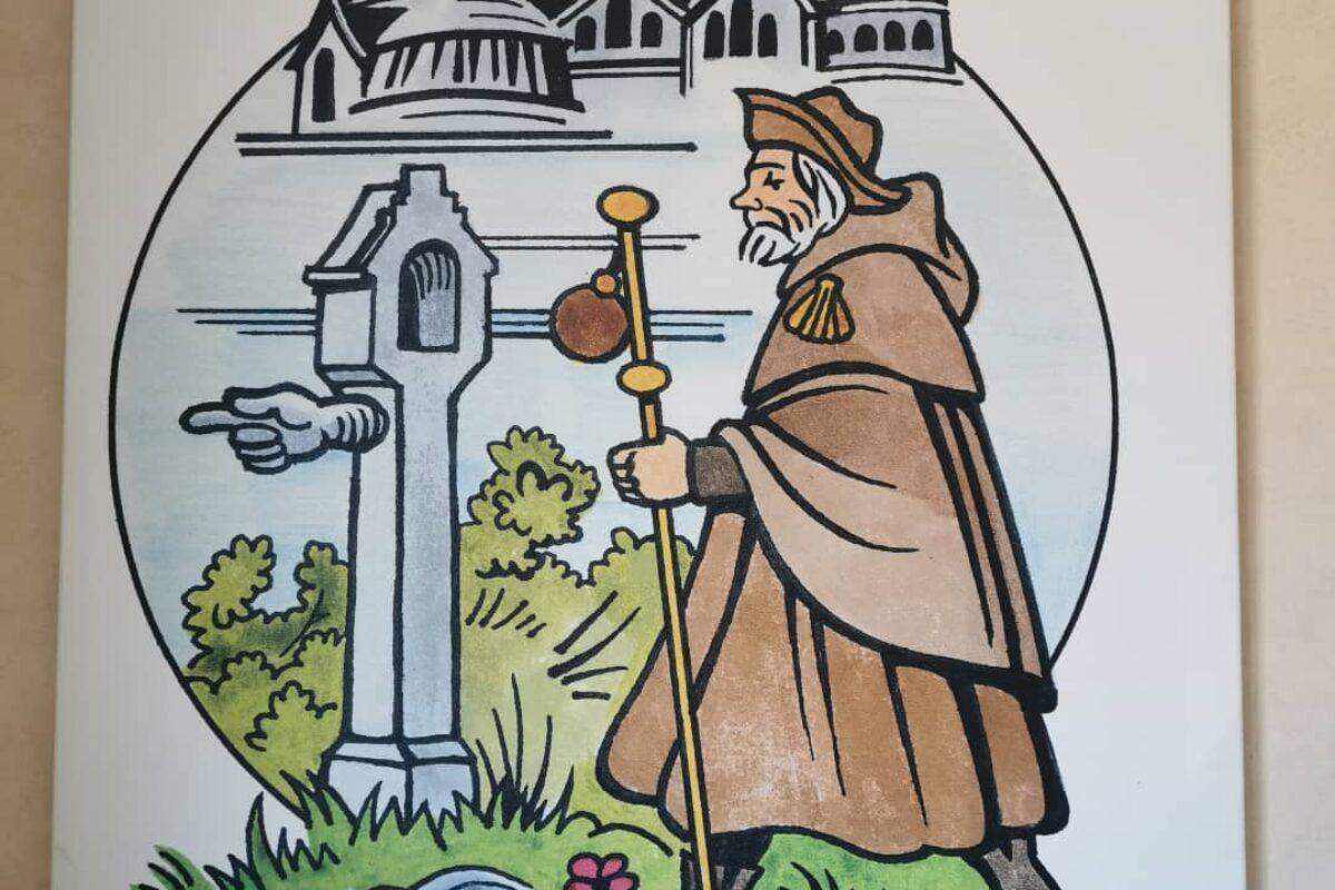 Jour de pèlerinage 34 – Périgueux